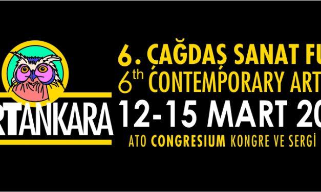 Art Ankara 2020 ATO Congresium