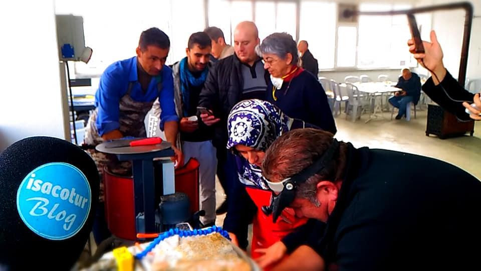 Çubuk Doğal Taşlar İşleme Atölye Çalıştayı, Agat Taşı, Burhan Cücük