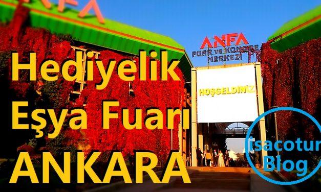 Ankara Hediyelik Eşya Fuarı 2019
