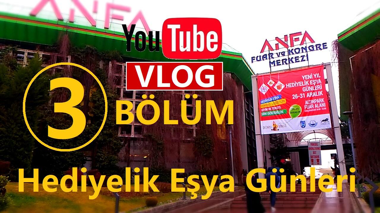 Hediyelik Eşya Günleri Fuarı Ankara 2019