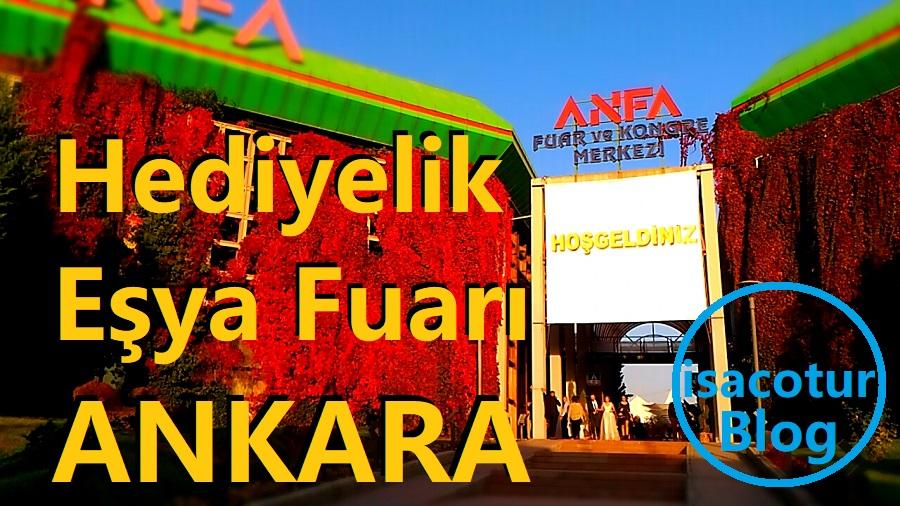 Hediyelik Eşya Fuarı Ankara Altınpark 2019