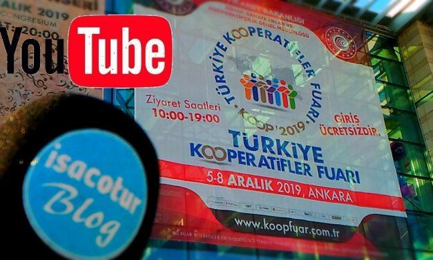 Türkiye Kooperatifler Fuarı 2019