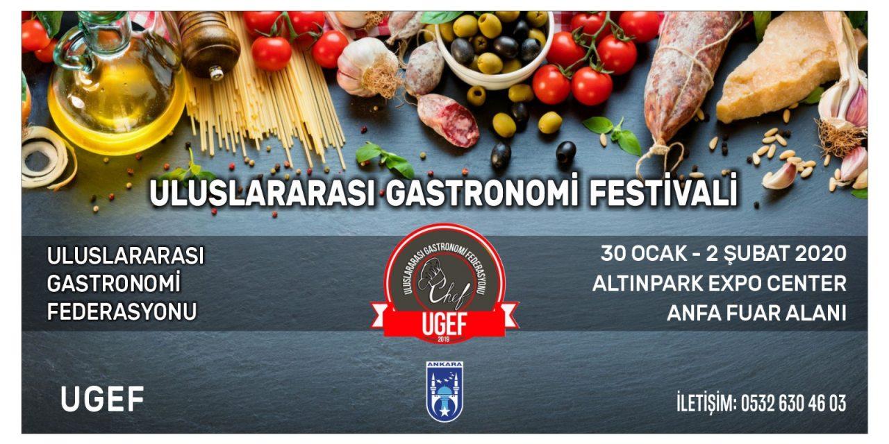 Uluslararası Gastronomi Festivali