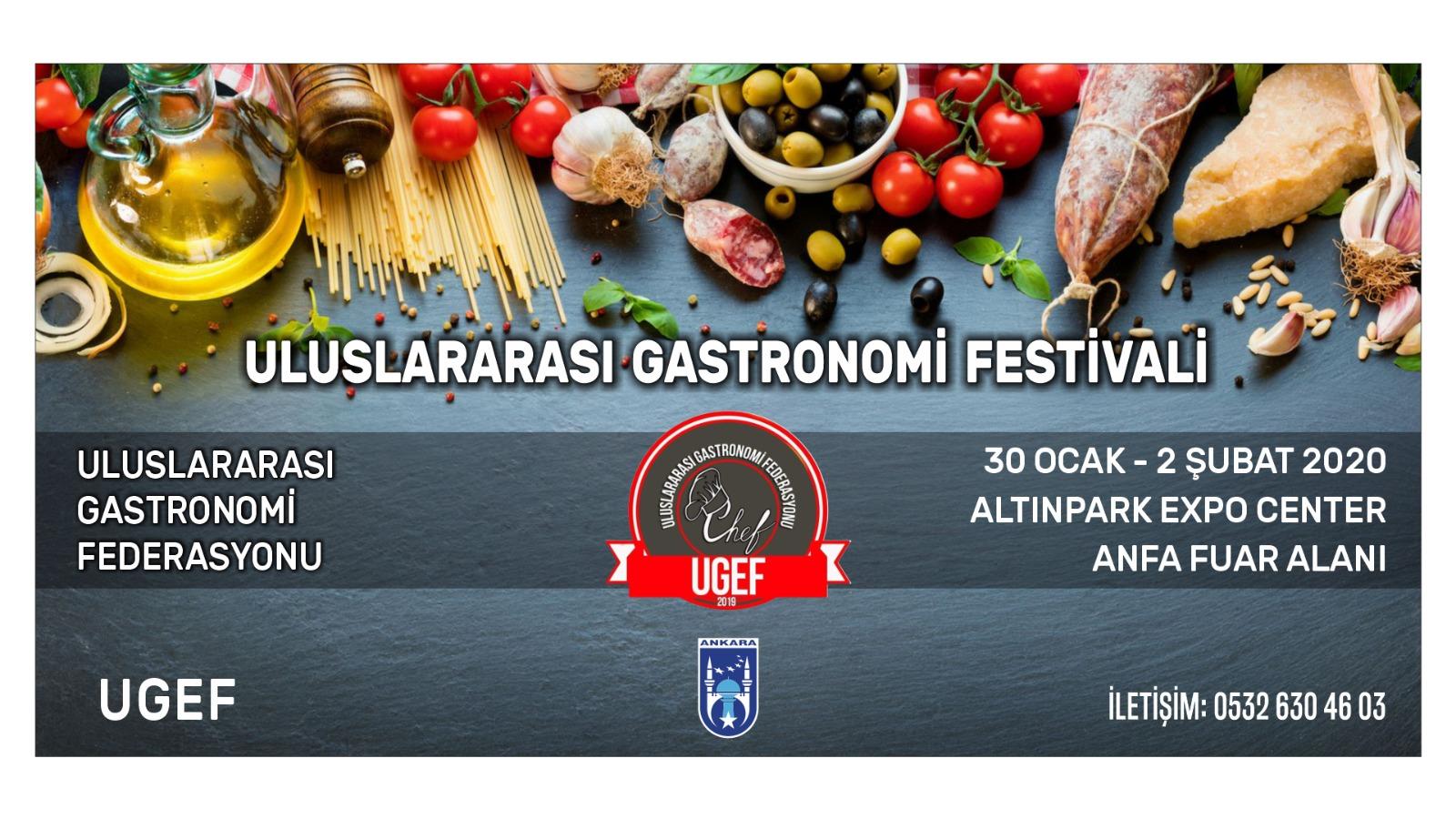 Uluslararası Gastronomi Festivali Ankara