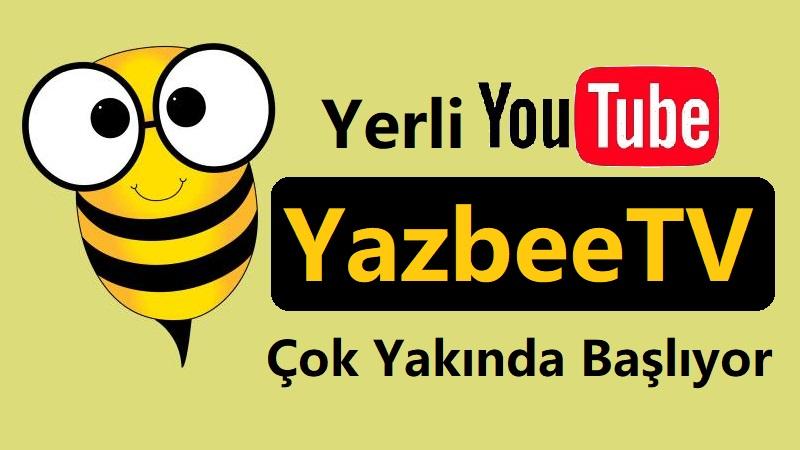 Yerli Youtube Yazbee TV Çok Yakında Başlıyor