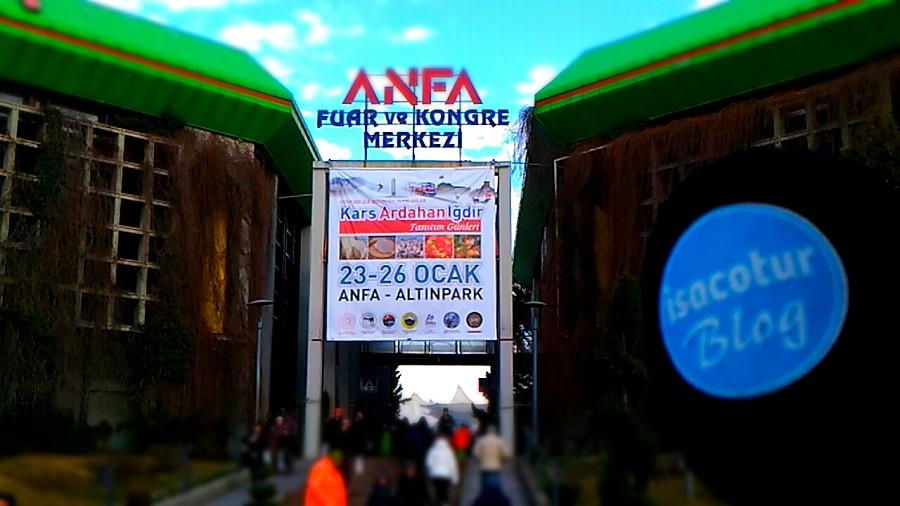4.Kars Ardahan Iğdır Günleri Tanıtım Günleri 2020 Ankara