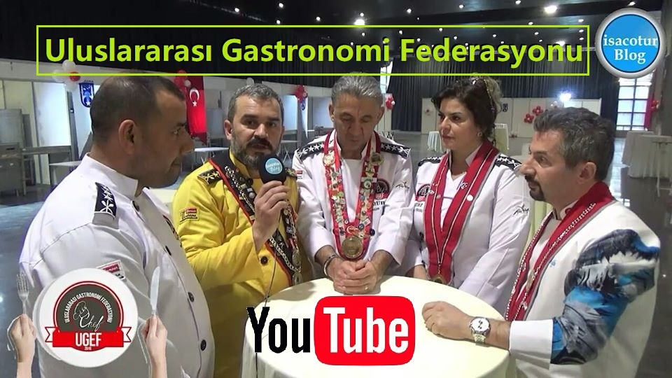 Uluslararası Gastronomi Festivali Ankara 2020 UGEF