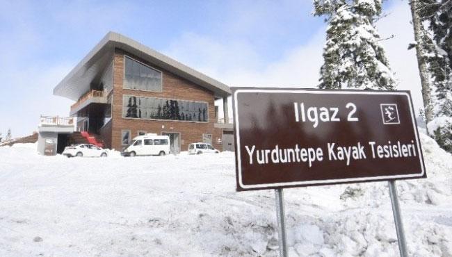Yurduntepe Kayak Merkezi Resimleri
