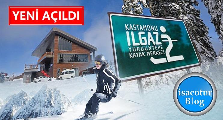 ILGAZ 2 Yurduntepe Kayak Merkezi