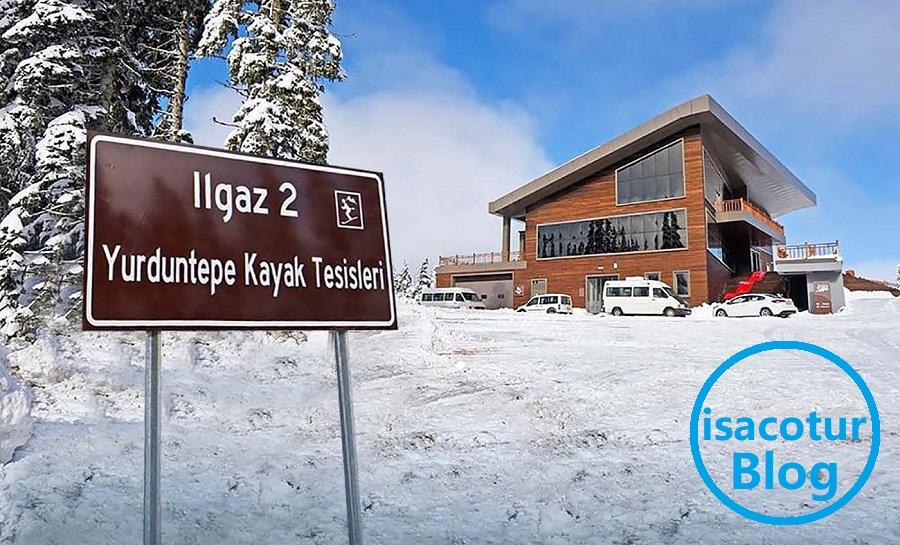 ILGAZ 2 Yurduntepe Kayak Merkezi Açıldı
