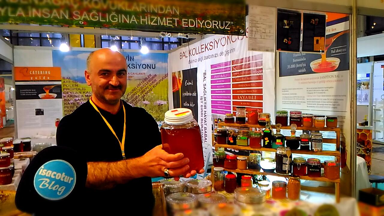 Türkiye'nin İlk ve Tek Ünlü Bal Koleksiyoneri Atilla Yusuf Özcan