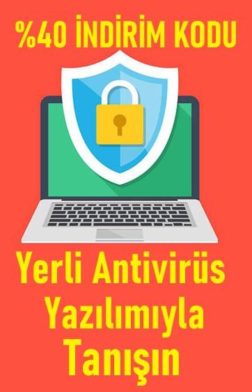 Dev Secure Yerli Antivirüs Yazılımı