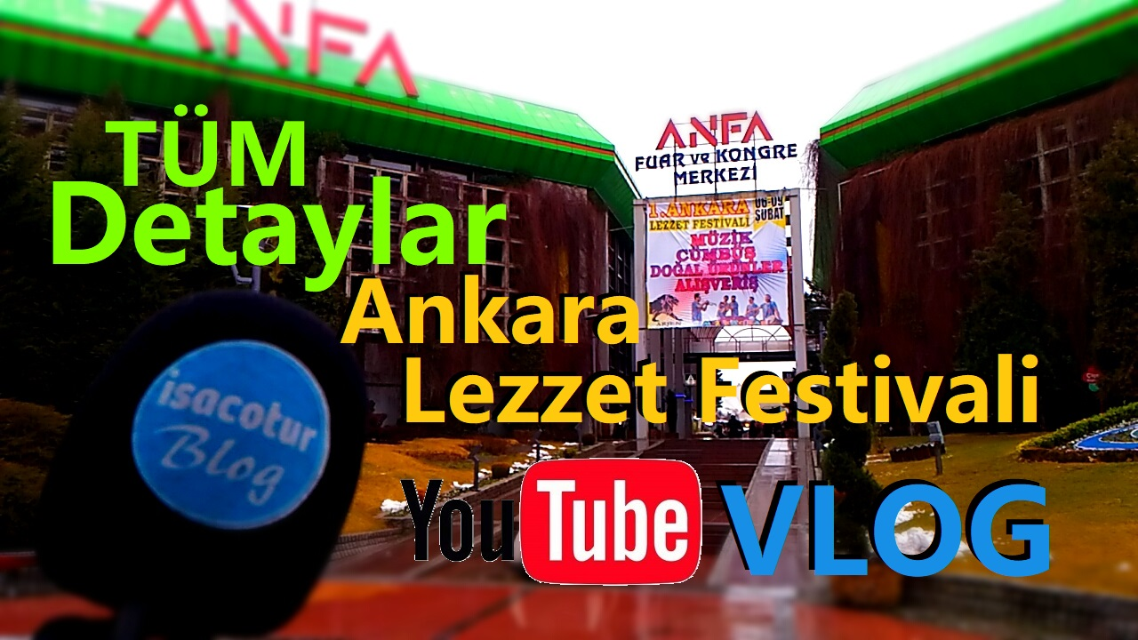 1. Ankara Lezzet Festivali 2020