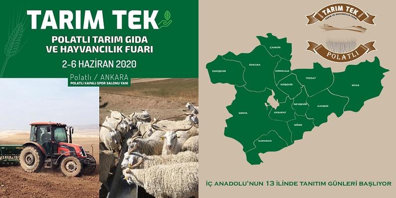 Tarım Tek Polatlı Tarım Fuarı 2020
