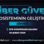 3.Siber Güvenlik Zirvesi 2020