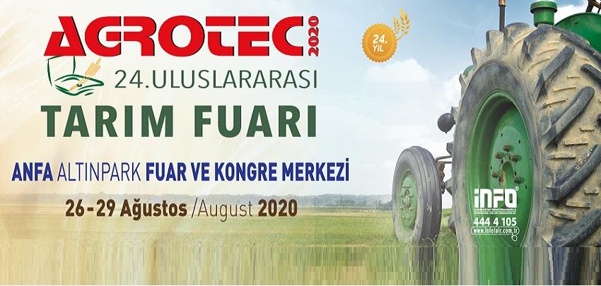 Argotec Tohum Hayvancılık Fuarı 2020