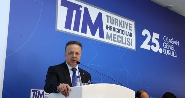 TİM Başkanı İsmail Gülle Sanal Fuar Desteğini Değerlendirdi