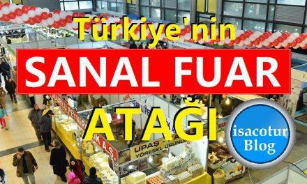 Türkiye'nin Sanal Fuar Atağı