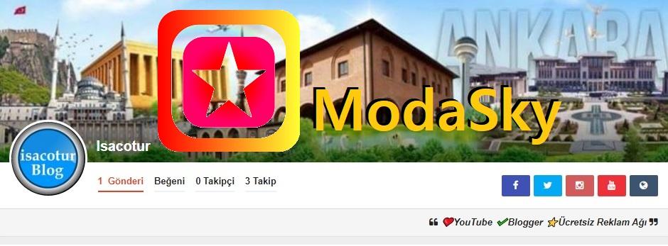 ModaSky ile Ücretsiz Backlink Almak