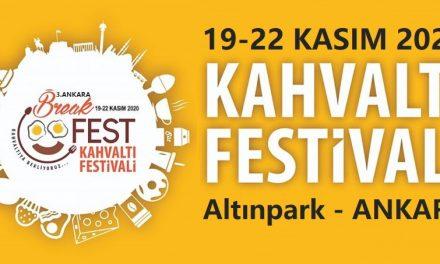 2020 Ankara Kahvaltı Festivali İptal Oldu