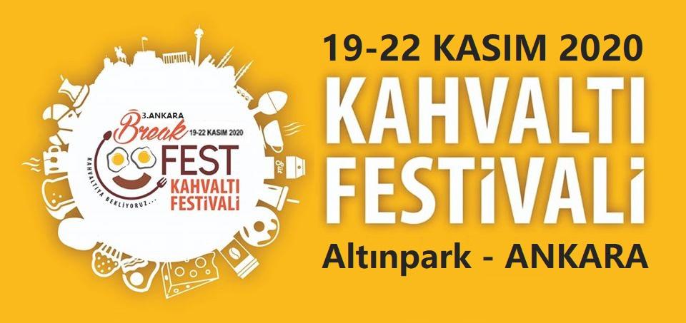 3. Ankara Kahvaltı Festivali 2020