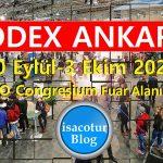 SODEX Ankara 2020