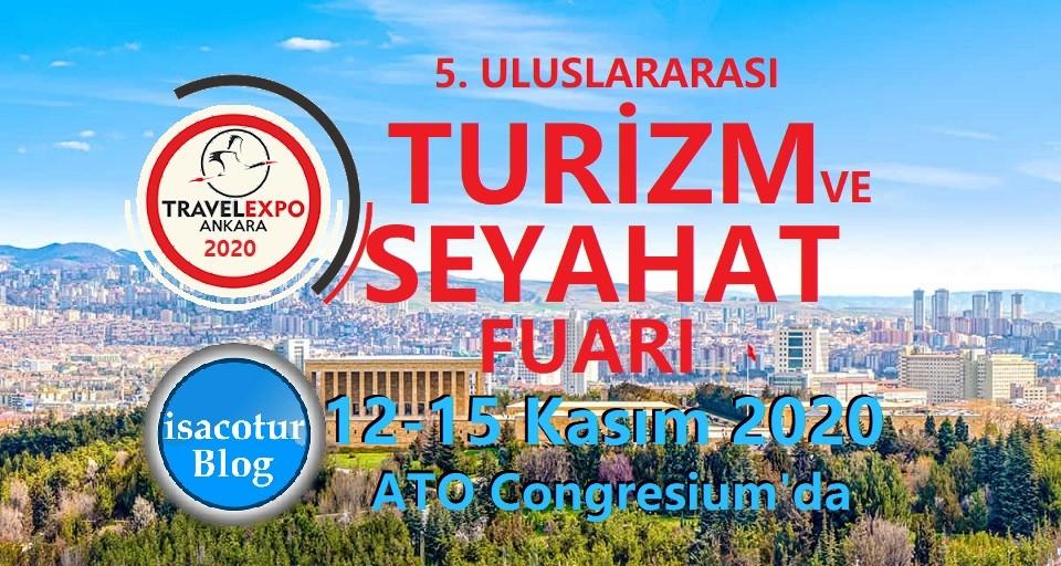 2020 Travel Expo Ankara Turizm Fuarı İptal Oldu