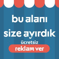 isacotur ADS Ücretsiz Banner Reklam Ağı 250x250
