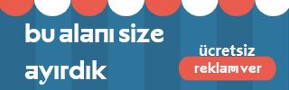 isacotur ADS Ücretsiz Banner Reklam Ağı 320x100