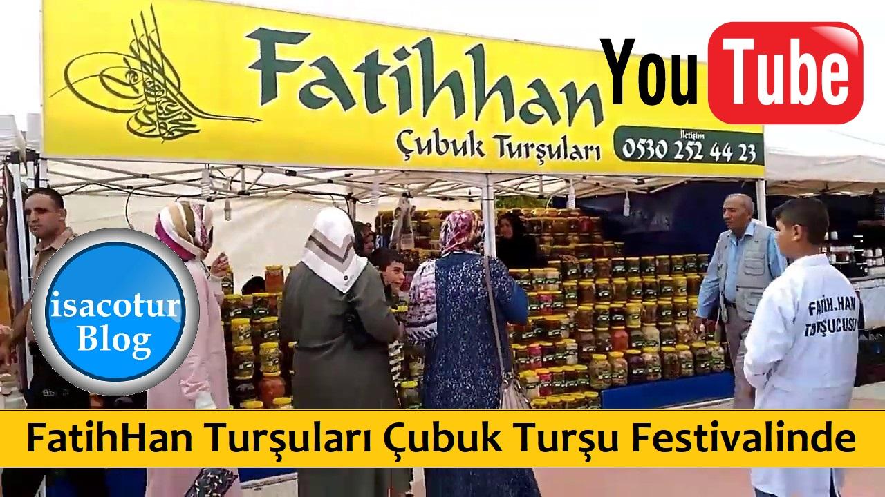 FatihHan Turşuları Çubuk Turşu Festivalinde