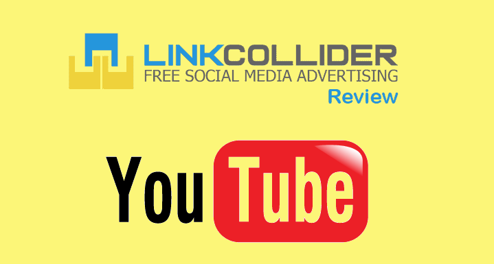 LinkCollider ile Youtube İzleme Kasmak