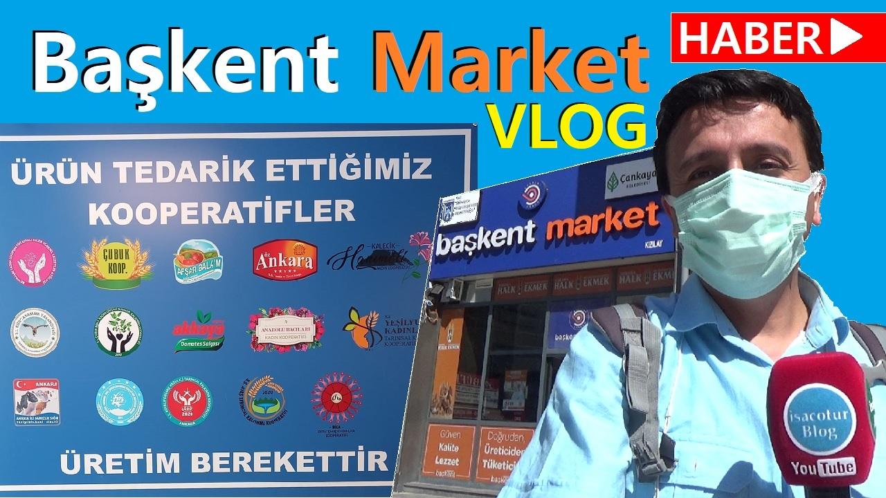 Başkent Market Kızılay Şubesi Açıldı