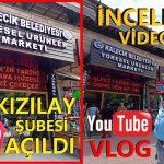 Kalecik Tanzim Satış Marketi Kızılay Açıldı