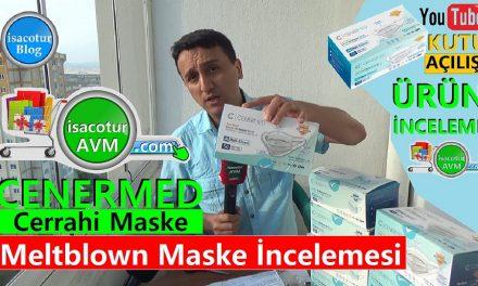 Cenermed Meltblown Cerrahi Maske İncelemesi