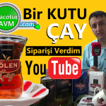 isacoturAvm.com Bir Kutu Şölen Çay Siparişi