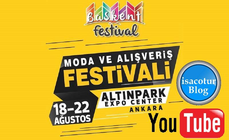 Başkent Alışveriş ve Moda Festivali 2021
