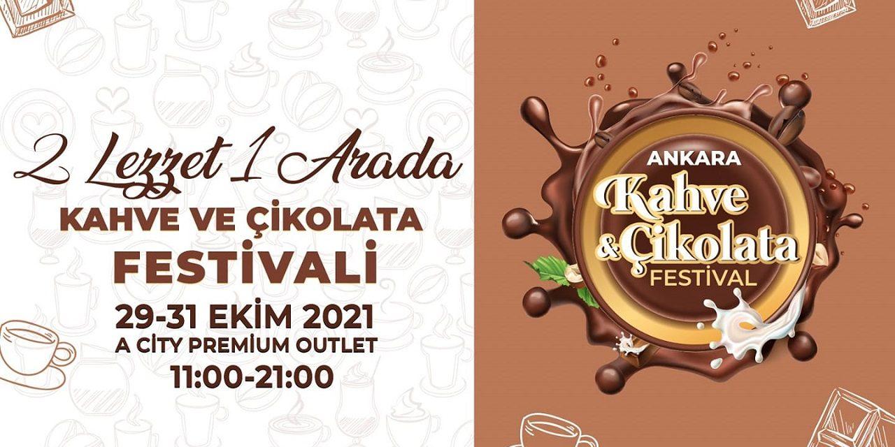 Ankara Kahve ve Çikolata Festivali